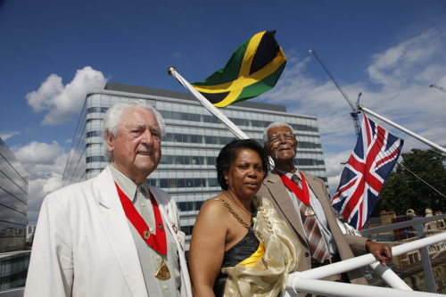 Southwark flies Jamaican flag to mark 50 years of independence