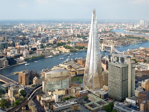 Shard viewing galleries seek 60 staff - but pay is less than London Living Wage