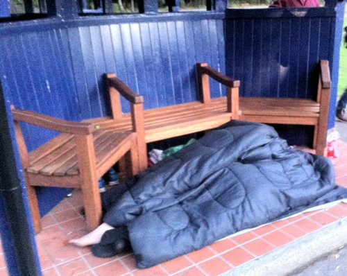 Rough sleepers in Waterloo targeted by Lambeth Council initiative