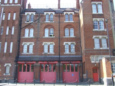 Southwark Fire Station 'under threat of closure'