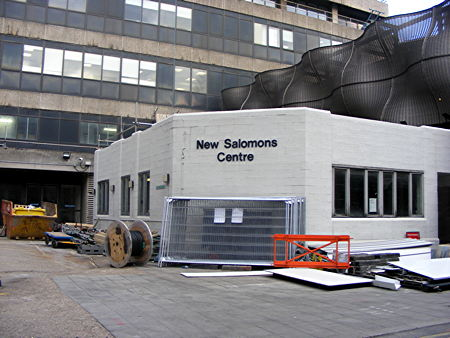 New Salomon Centre