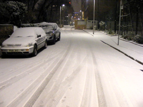 Lambeth seeks more snow wardens in Waterloo