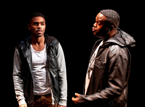 Blackta at the Young Vic