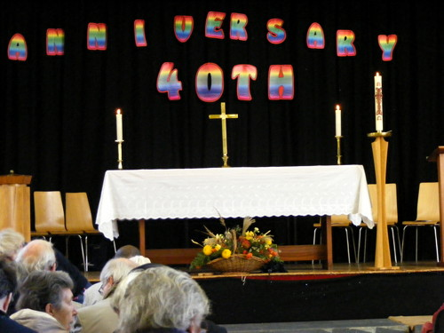 Lambeth Anglicans and Methodists celebrate 40 years of cooperation
