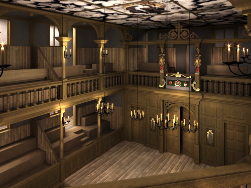 Globe to name indoor Jacobean theatre after Sam Wanamaker
