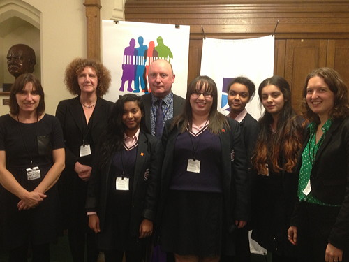 Southwark schoolgirls put MPs and peers to shame in consumer quiz