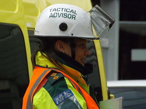 300 evacuated from Shard in emergency services training exercise