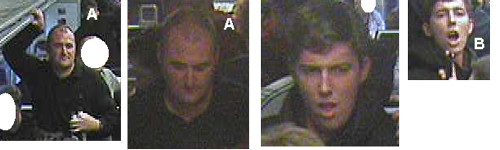 Police appeal for information on London Bridge football disorder