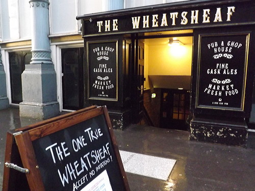 Wheatsheaf at the Hop Cellars