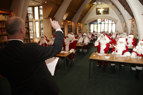 Southwark Santa school features in Channel 4 show