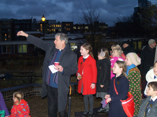 Red Cross Garden Christmas fayre rounds off Octavia Hill centenary
