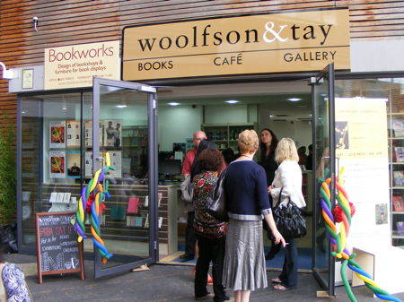 Woolfson & Tay bookshop leaves Bermondsey Square