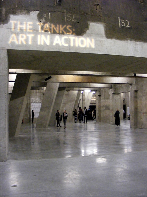 Tate Modern attracts record 5.3 million visitors in 2012