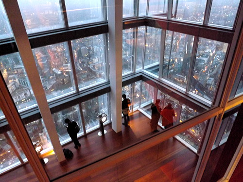 The View from the Shard: in pictures