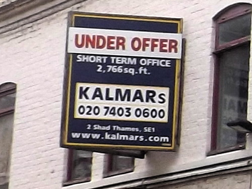 Death of Michael Kalmar, SE1 commercial property pioneer