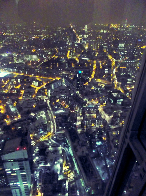 The View from The Shard names Booktrust as first charity partner