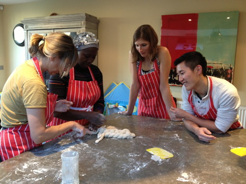 Bread Angels course helps Southwark locals to earn a crust