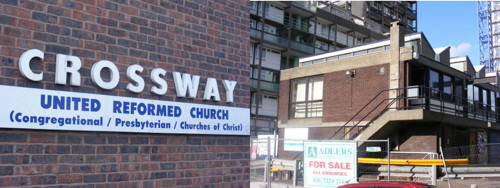 Southwark Council to build new church for Crossway URC in Hampton Street