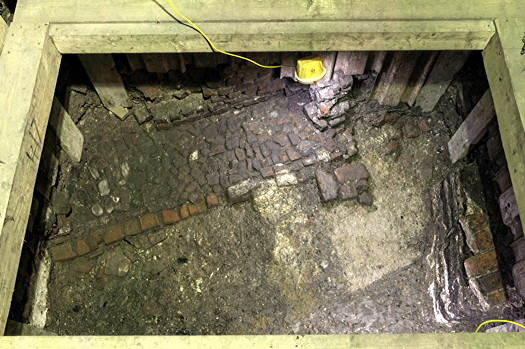 Remains of Roman Southwark found below London Bridge Station