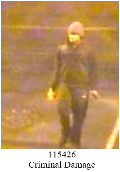 Broken windows in Borough and Bankside: police release CCTV image