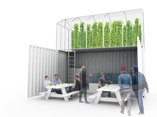 Tanner Street aquaponic urban farm seeks funds