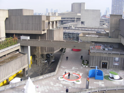 Festival Wing: plans revealed for transformation of Queen Elizabeth Hall and Hayward Gallery
