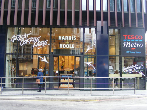 Harris and hoole London Bridge