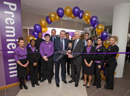 Premier Inn finally opens in former Waterloo maternity hospital