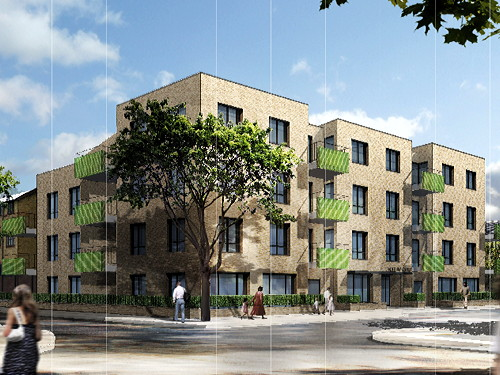 New council homes to be built in Bermondsey's Willow Walk