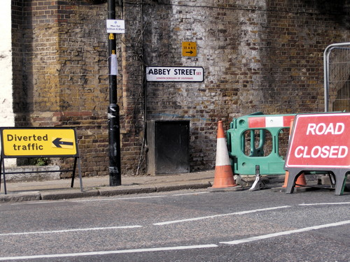 Abbey Street shut for three months for railway bridge restoration