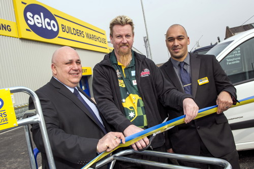Selco opens Old Kent Road builders' merchants