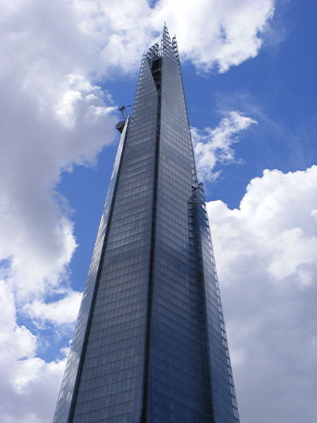 Shard attraction pays no business rates due to bureaucratic logjam