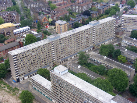 Lend Lease delays redevelopment of New Kent Road side of Heygate Estate