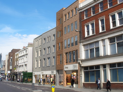 King's College London plans Borough High Street hotel
