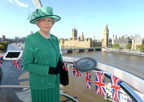 'Queen' unveils Coronation Capsule at London Eye