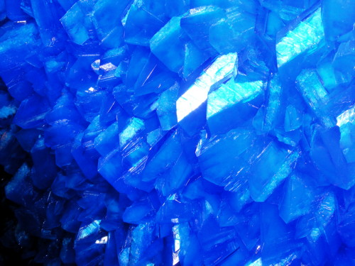 From Harper Road to Yorkshire: blue crystals artwork back on show