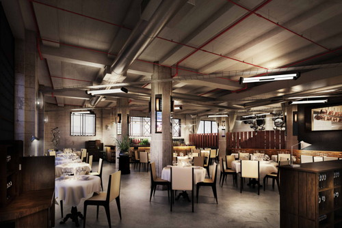 Gordon Ramsay announces September launch for Union Street Cafe