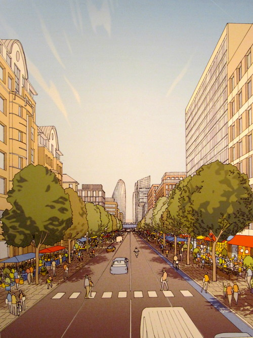 Blackfriars Road: Southwark consults on new planning policy