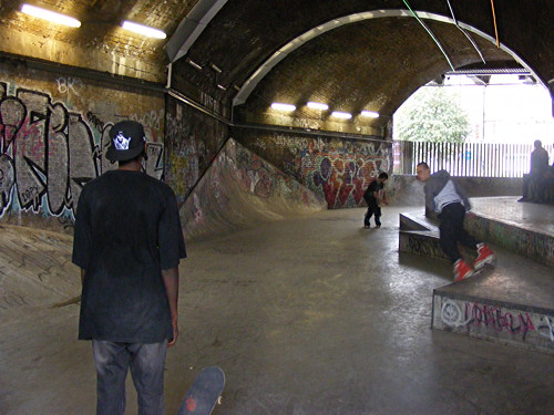 Whites Grounds skate park to shut during summer holidays