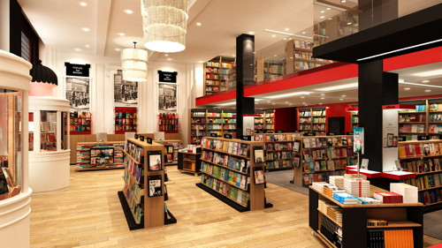 Foyles to open bookshop at Waterloo Station