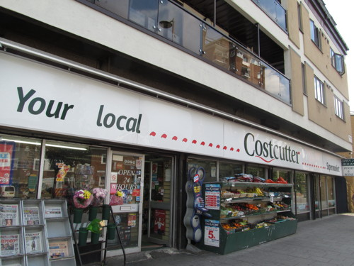 Costcutter, The Cut