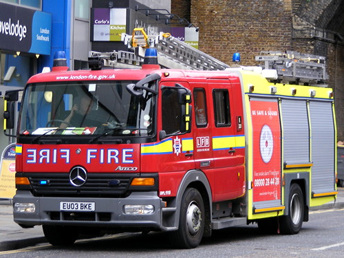 Council urges Eric Pickles to stop Southwark fire cuts