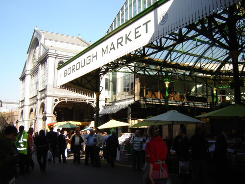 Borough Market to open on Wednesdays