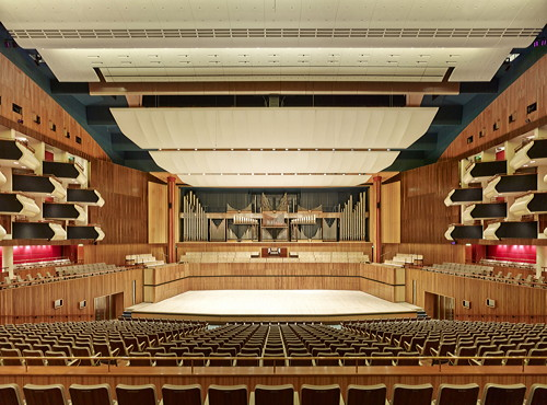 Royal Festival Hall organ returns to the South Bank