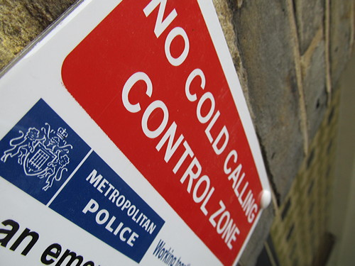 'No Cold Calling Control Zone' launched in Great Suffolk Street