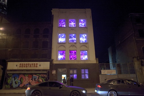 Derelict Borough High Street block becomes interactive House of Pain