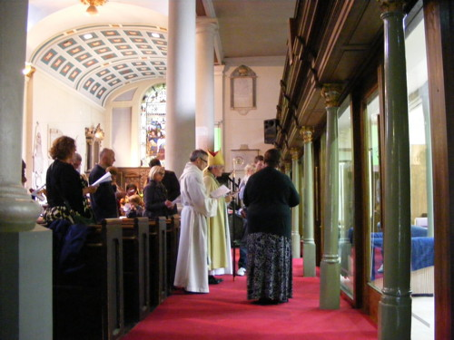 St Mary Magdalen church rededicated after building works