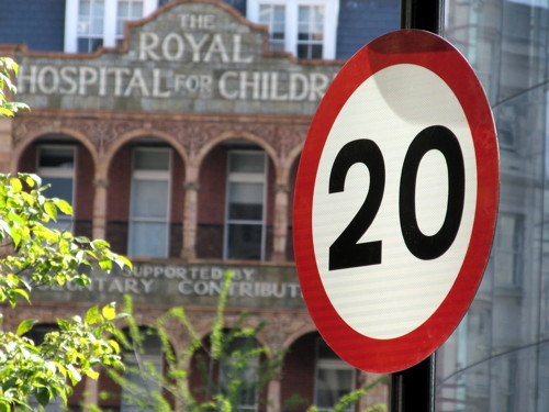 20 mph speed limit to be introduced in Bankside within six months