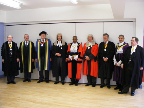 Southwark Recorder's Court holds first sitting