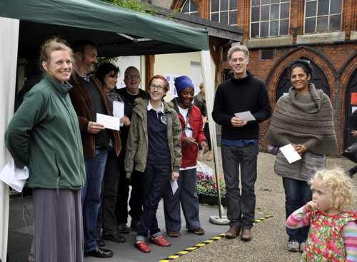 Bankside Open Spaces Trust celebrates double awards success